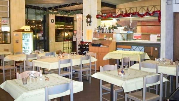 sala - Peperetta Dispetusa, Borgo Primo