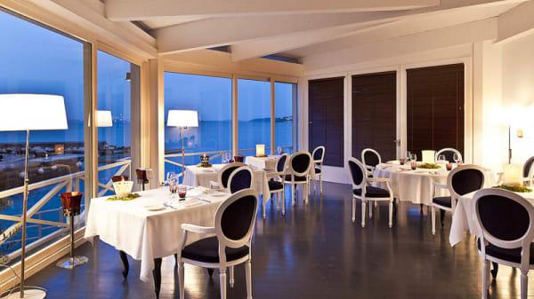 Sala del ristorante - Indaco, Lacco Ameno
