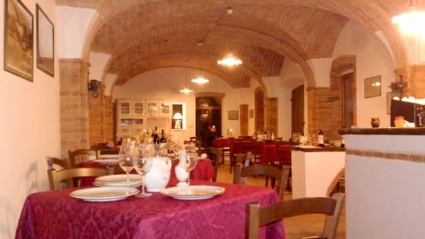 Sala ristorazione - Vigne di Pace, Umbertide