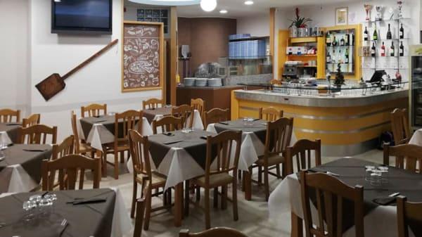 Sala - Pizza cor' e fantasij, Campobasso