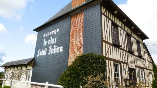 Restaurant - Le Clos Saint Julien, Saint-Julien-sur-Calonne