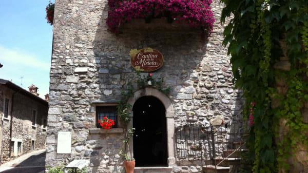 Entrata - Cantina de la Mirleta, San Felice Del Benaco