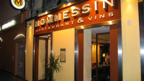 Façade - Mommessin Restaurant et Vins, Lyon