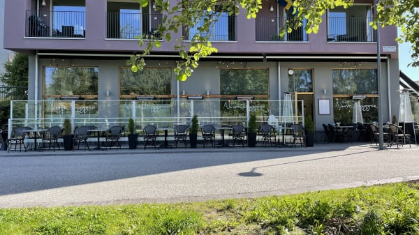 Restaurang Norra bryggan, Stockholm