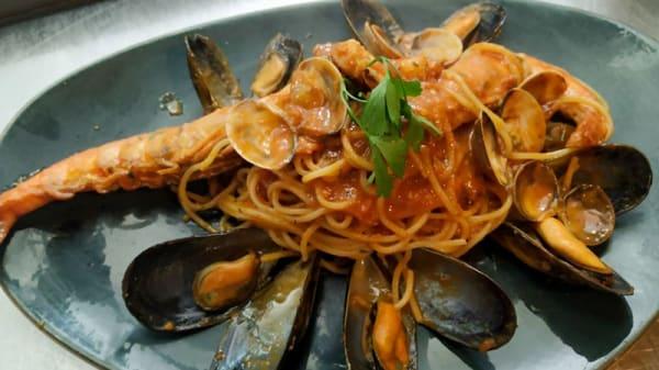 Suggerimento dello chef - Trattoria del Galeone, Genova