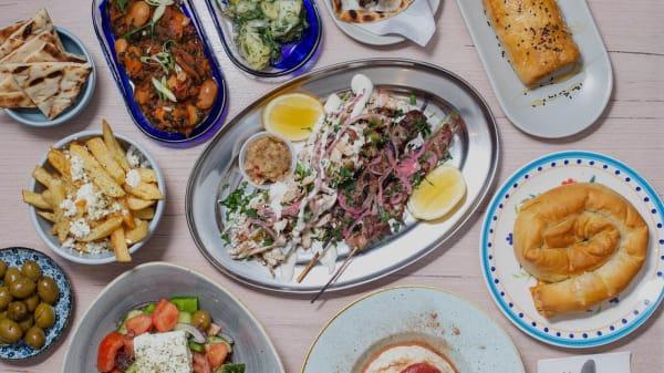 Course's suggestion - grk Meze Grill, Ramsgate Beach