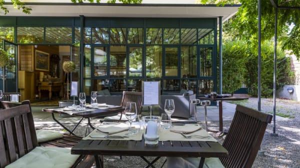 Vue Extérieur - Café de Peney, Satigny