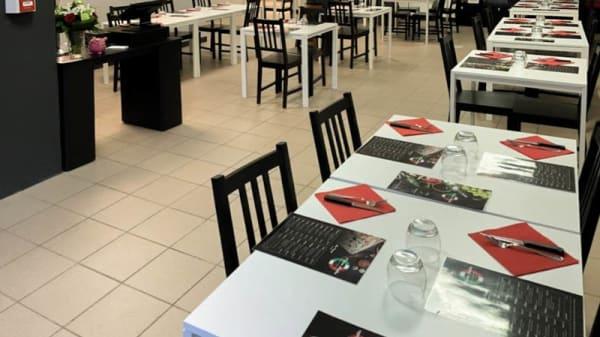 Vue de la salle - Pizza Bella, Montagny