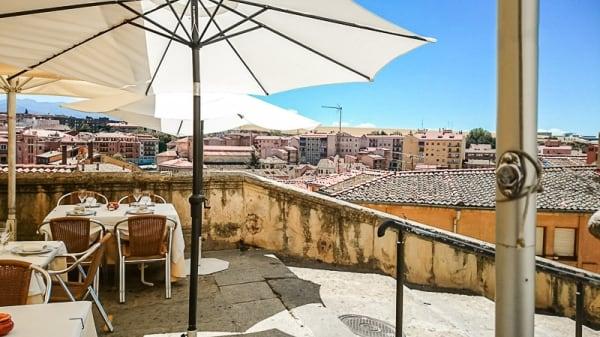 Terraza - El Bernardino, Segovia