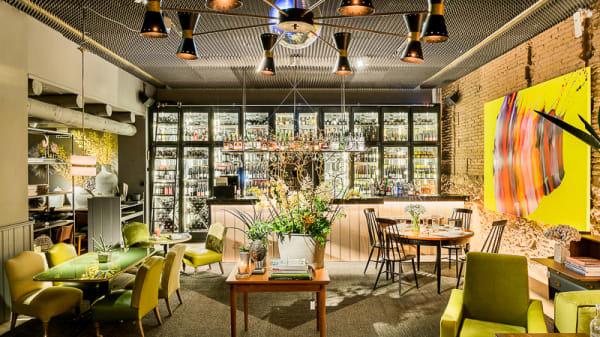 Vista Showroom - Café Jaime Beriestain, Barcelona