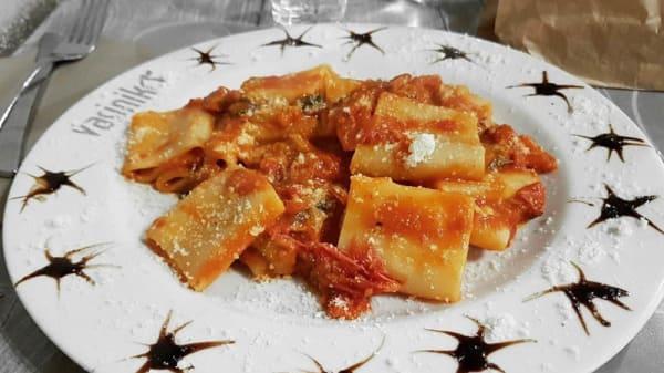 Suggerimento dello chef - Vasinikò, Monza