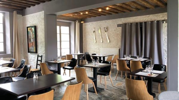 Salle de restaurant - Domaine de la Marsaudière, Chevry-Cossigny