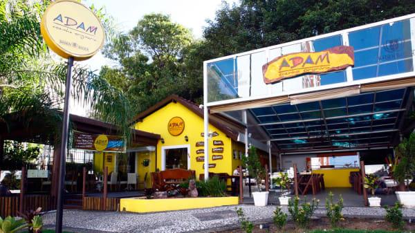 rw fachada - Adam Cozinha Originária, Salvador