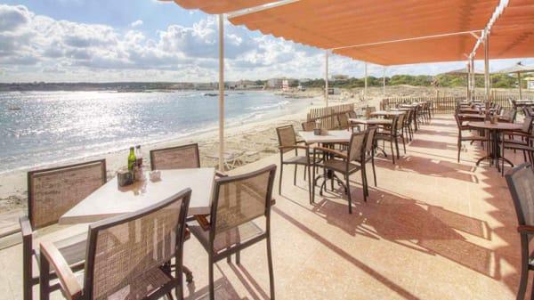 Terraza - Cafeteria Zulmar, Formentera