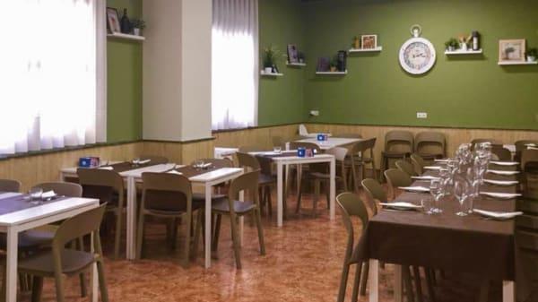 Vista comedor - El Zaguán, Torrent