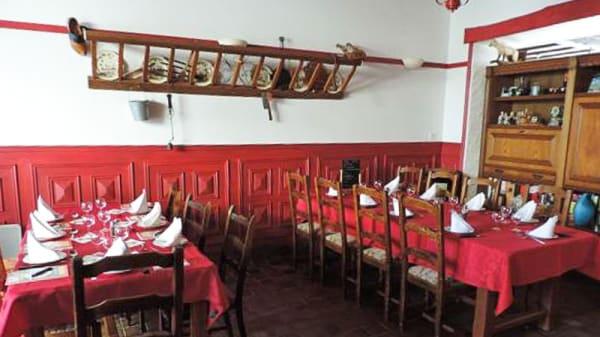 salle - La Table d'Océane, Charroux