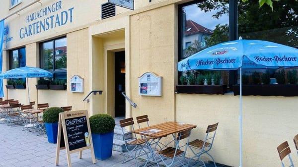 Harlachinger Gartenstadt, München