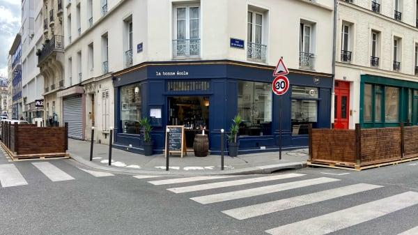 La Bonne École, Paris