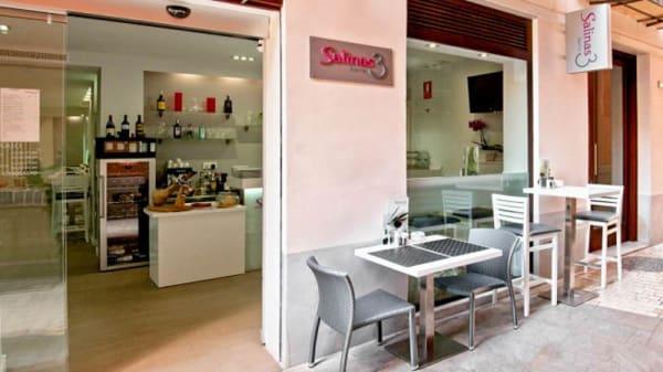 Vista de la sala - Salinas 3, Málaga