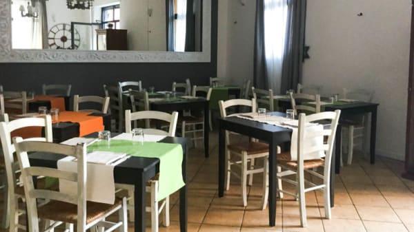 La sala - La Taverna dei Peccati, Bologna
