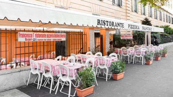 terrazza - Francesco Primo, Rome