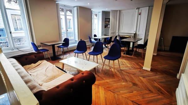 La salle à l'étage - La Plank des Gones, Lyon