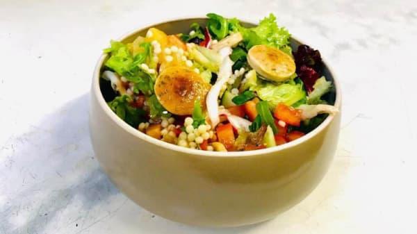 Suggestion du chef - Salade Folle, Brugge