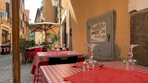 Esterno - Vincenzo alla lungaretta, Roma