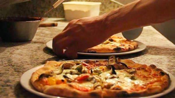 Handmade pizza - Le Peyrac, Schaarbeek