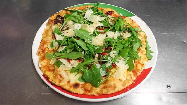 pizza - Il Sole d'Italia, Paris