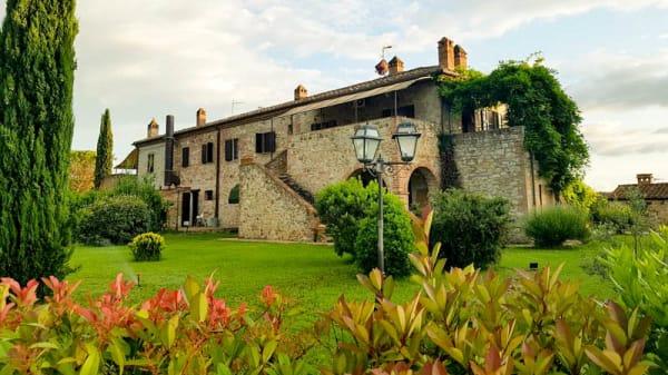 Facciata - Locanda Braceria Baldelli, Castiglione Del Lago