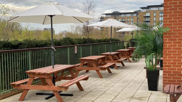 Back-a-Yard Grill @ The Village Restaurant, London