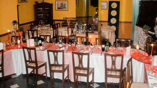 Veda di tavoli - Il Posto, Benevento