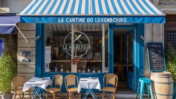 Le Mareyeur - La cantine du Luxembourg, Paris