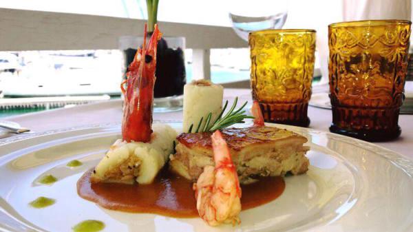 Sugerencia del chef - La casa Roja, Playa Blanca