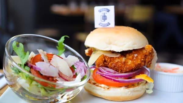 Suggestion de burger - Tough Burger, Boulogne-Billancourt