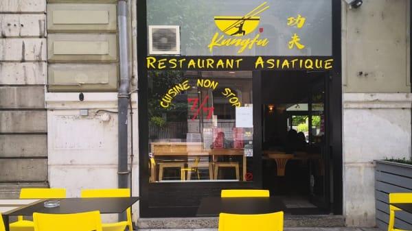 Terrasse - Kung Fu, Genève