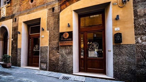 Entrata - Il Mercante, Pisa