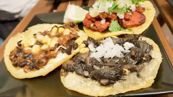 Sugerencia del chef - El Rey de los Tacos, Madrid