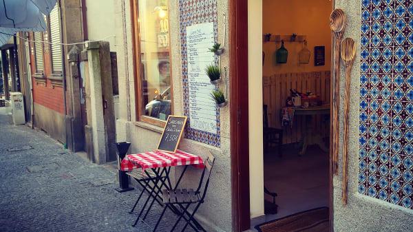 100 Fome Restaurante, Matosinhos