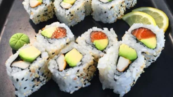 Sushi - New Wok Sushi, Nanterre