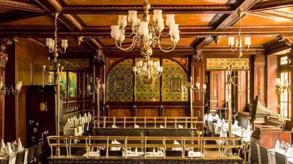 Vue de la salle - Brasserie Floderer Paris, Paris
