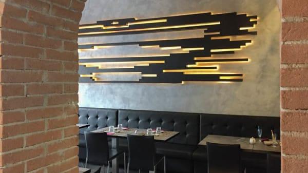 Vista sala - Samurai Statuto, Turin