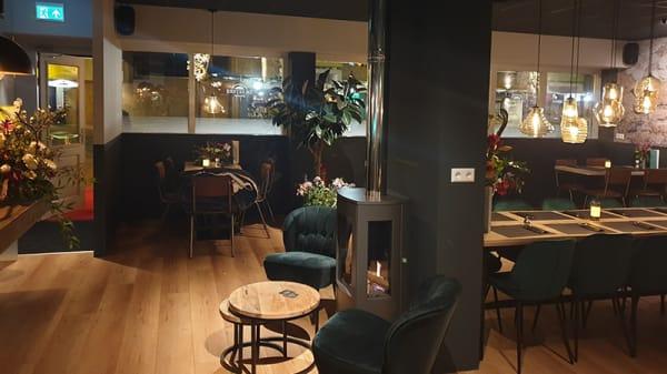 Het restaurant - De Eeterij Dinner, Duivendrecht