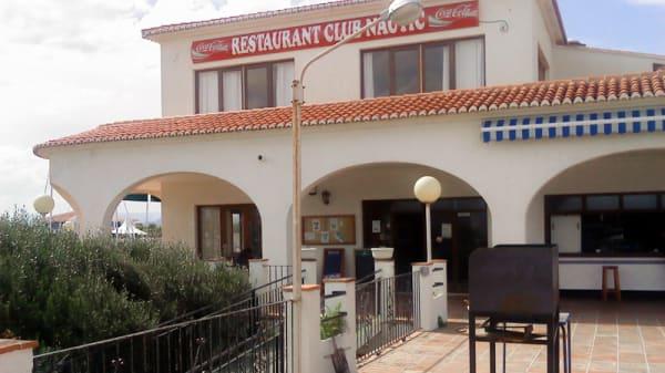 vue exterieur - Club Náutico Oliva, Oliva