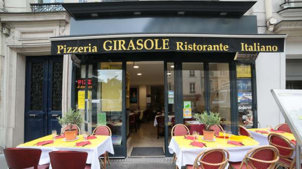 Bienvenue au restaurant Girasole à proximité du jardin des plantes - Girasole, Paris