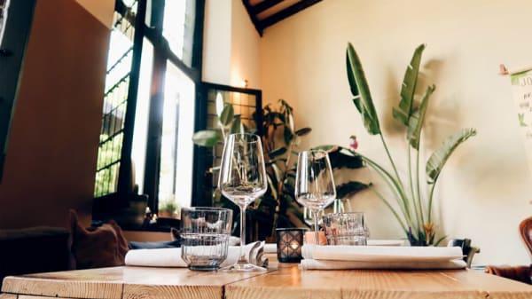 Het restaurant - Frenchie, Haarlem