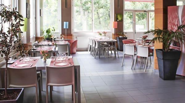 vue de la salle - Mayor Café Restaurant, Genève