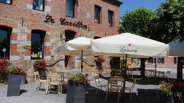 Terrasse - Le Carillon, Liessies