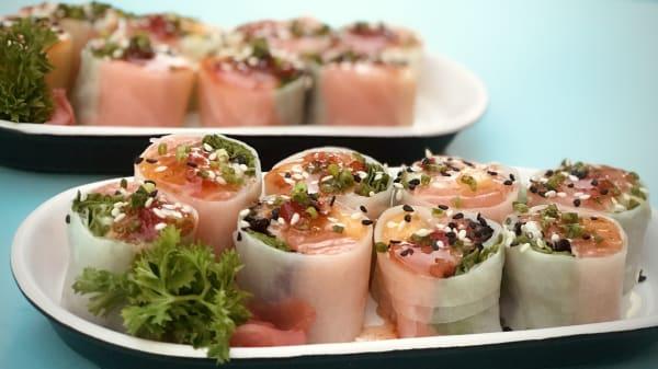 Suki Sushi Cafe, Cascais